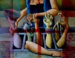 Obras de arte: America : Ecuador : Azuay : Cuenca : CALOR DE ESPERANZA
