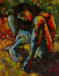 Obras de arte: America : Ecuador : Azuay : Cuenca : JUDITH