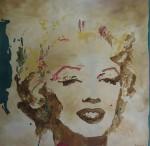 Obras de arte: America : Colombia : Antioquia : Medellín : Marilyn Monroe