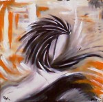 Obras de arte: Europa : España : Catalunya_Tarragona : Reus : Cabells al vent