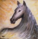 Obras de arte: Europa : España : Catalunya_Tarragona : Reus : Cavall