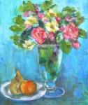 Obras de arte: Europa : España : Murcia : Murcia_ciudad : composición floral