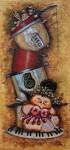 Obras de arte: America : Cuba : Ciudad_de_La_Habana : San_Miguel_del_Padrón : El silencio de los calderos