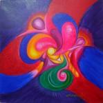 Obras de arte: America : Colombia : Santander_colombia : Bucaramanga : Fantasías Alegóricas 6