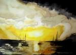 Obras de arte: America : Chile : Tarapaca : Arica : Amarela