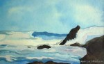 Obras de arte: America : Chile : Tarapaca : Arica : Marina 1