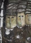 Obras de arte: America : México : Mexico_Distrito-Federal : Coyoacan : EL JUICIO DE TRES