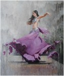 Obras de arte: Europa : España : Catalunya_Barcelona : Mataró : La Ballarina