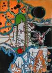 Obras de arte: America : Argentina : Buenos_Aires : Vicente_Lopez : CREPUSCULO & AURORA