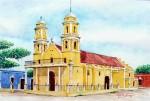 Obras de arte: America : México : Campeche : Campeche_ciudad : Parroquia del Carmen