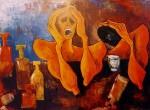Obras de arte: America : Ecuador : Azuay : Cuenca : BOEMIA