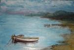 Obras de arte: America : Argentina : Buenos_Aires : Ciudad_de_Buenos_Aires : A orillas del lago