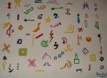 Obras de arte: Africa : Marruecos : Tanger-Tetouan : Tanger : simbolos