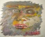 Obras de arte: Africa : Marruecos : Tanger-Tetouan : Tanger : una cara