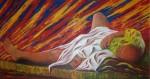 Obras de arte: America : Colombia : Valle_del_Cauca : Palmira : SUEÑO TRIDOLOR