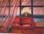 Obras de arte: Europa : España : Galicia_Pontevedra : pontevedra : la espera
