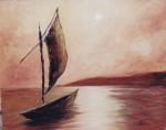 Obras de arte: Europa : España : Comunidad_Valenciana_Alicante : denia : velero