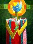 Obras de arte: America : Bolivia : Cochabamba : Cochabamba_ciudad : Paz interior