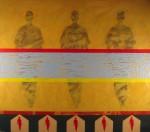 Obras de arte: America : Colombia : Antioquia : Medellín : De la serie QUIMERAS, trashumantes tras el horizonte