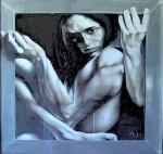 Obras de arte: Europa : España : Andalucía_Jaén : Jaen_ciudad : El desafío de Minerva