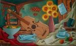Obras de arte: America : Estados_Unidos : Florida : miami : Sobre la mesa