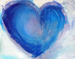 Obras de arte: Europa : España : Madrid : Madrid_ciudad : when mi heart turn blue