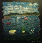Obras de arte: Europa : España : Principado_de_Asturias : Aviles : Puerto