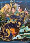 Obras de arte: Europa : España : Andalucía_Almería : Almeria : Entre murmullo de Olas