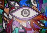 Obras de arte: Europa : España : Galicia_Pontevedra : vigo : Los Ojos..¡¡