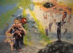 Obras de arte: Europa : España : Galicia_Lugo : lugo_ciudad : Pupils