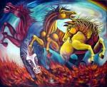 Obras de arte: America : México : Veracruz-Llave : Xalapa : Apocalipsis