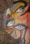 Obras de arte: Europa : España : Galicia_Pontevedra : vigo : *Mirada Perdida...*