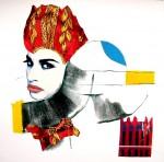 Obras de arte: America : Chile : Region_Metropolitana-Santiago : Santiago_de_Chile : esas mjeres 19