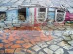 Obras de arte: Europa : Portugal : Lisboa : Parede : MANCHA DE CORES