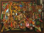 Obras de arte: America : Colombia : Santander_colombia : Bucaramanga : INTEGRACIONISMO ARQUITECTONICO - ARQUITECTURA