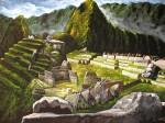 Obras de arte: America : Perú : Cusco : cusco_ciudad : machupicchu