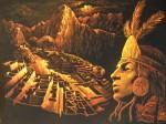 Obras de arte: America : Perú : Cusco : cusco_ciudad : machupicchu 3