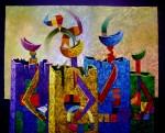 Obras de arte: America : Bolivia : Cochabamba : Cochabamba_ciudad : Ciberandinos 15