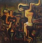 Obras de arte: America : Uruguay : Montevideo : Montevideo_ciudad : LA CONDENA