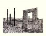 Obras de arte: Asia : Israel : Haifa : NEWE_SHAANAN : RUINS OF THE CHURCH IN AVDAT