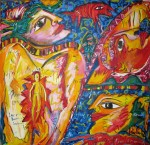 Obras de arte: America : Paraguay : Amambay : Pedro_Juan_Caballero : corazon