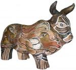 Obras de arte: America : Paraguay : Amambay : Pedro_Juan_Caballero : toro