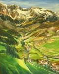 Obras de arte: Europa : España : Galicia_Pontevedra : vigo : Fuente D (panoramica)