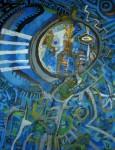 Obras de arte: America : Perú : Lima : chosica : tuta