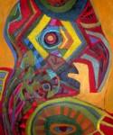 Obras de arte: America : Perú : Lima : chosica : huacon