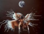 Obras de arte: America : México : Jalisco : Guadalajara : la hora del lobo