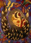 Obras de arte: Europa : Alemania : Nordrhein-Westfalen : Lippstadt : Black bird