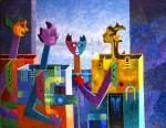 Obras de arte: America : Bolivia : Cochabamba : Cochabamba_ciudad : Ciberandino 17