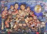 Obras de arte: America : Argentina : Buenos_Aires : Ciudad_de_Buenos_Aires : el nacimiento del niño