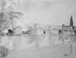 Obras de arte: Europa : España : Catalunya_Tarragona : Reus : puente de piedra-Zaragoza